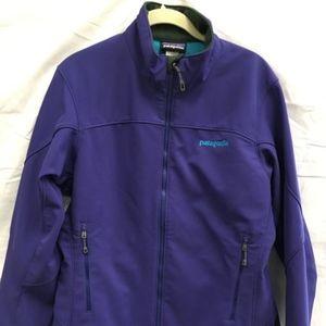 Blue/Purple Patagonia Jacket